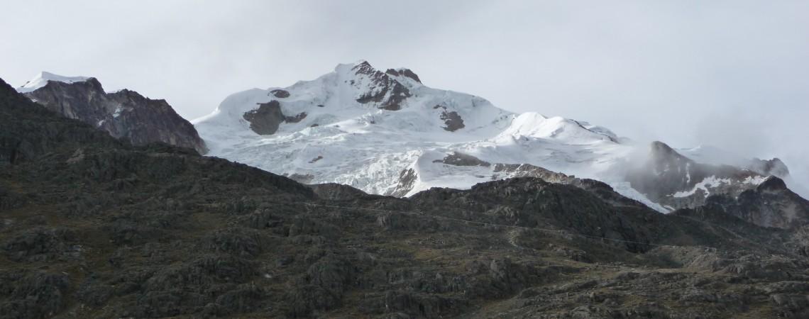 Bergsteigen in Bolivien